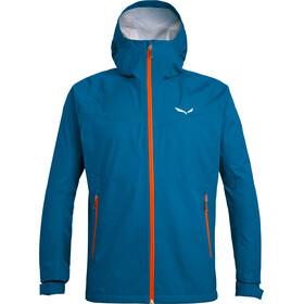 Salewa Puez Aqua 3 PTX Jacket Men blue sapphire